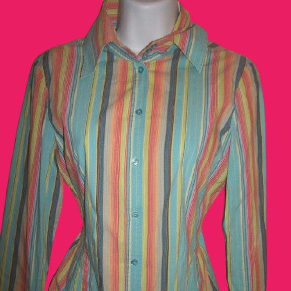 Mexx Button Down Shirt Size 8